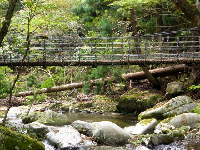 芦津つり橋4