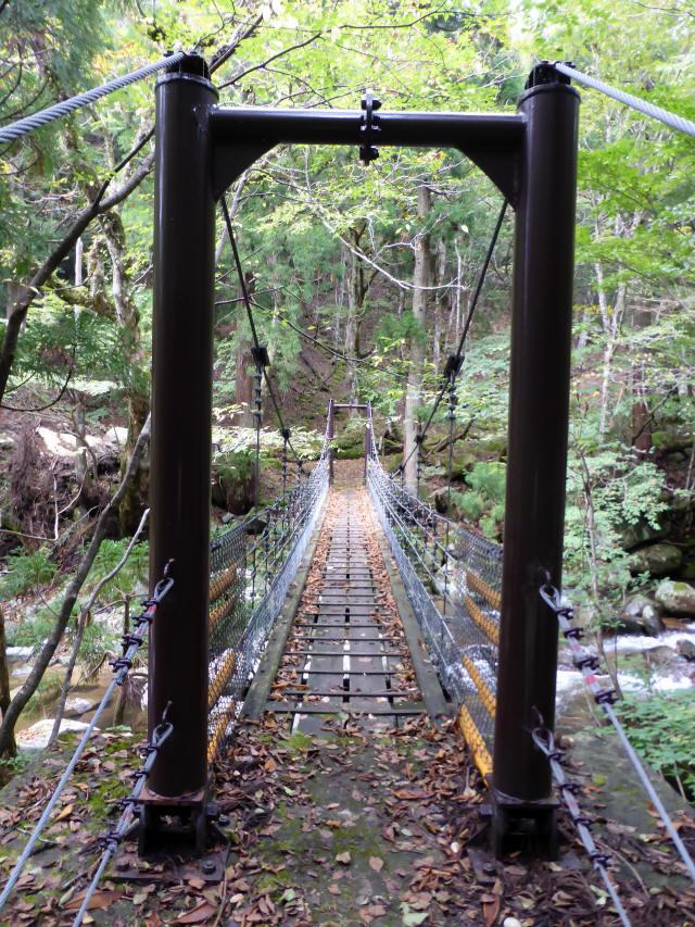 芦津つり橋8