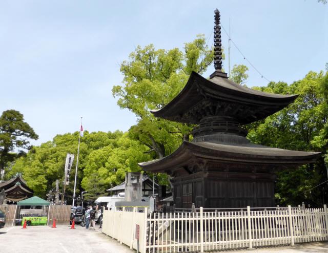 知立神社と池鯉鮒宿7