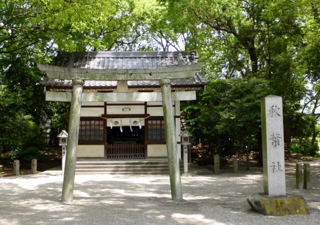 知立神社と池鯉鮒宿8