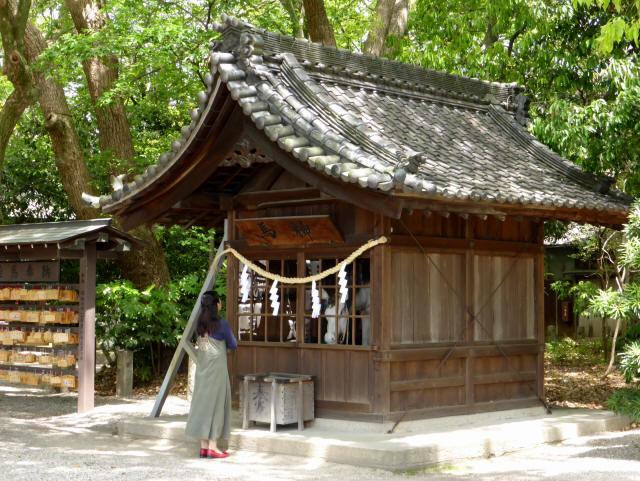 知立神社と池鯉鮒宿9