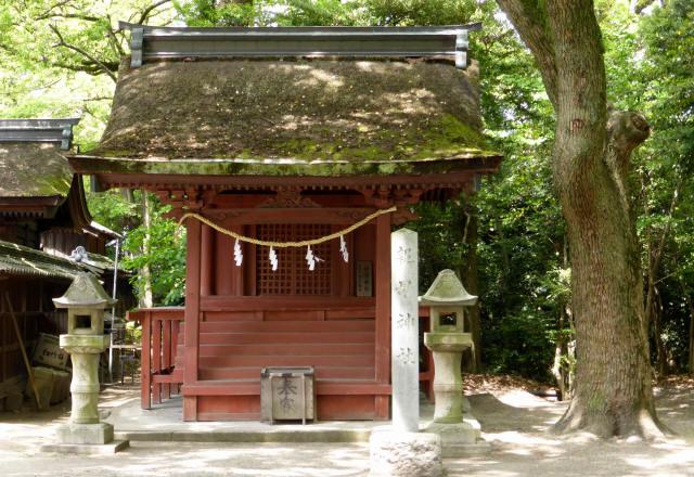 知立神社と池鯉鮒宿0