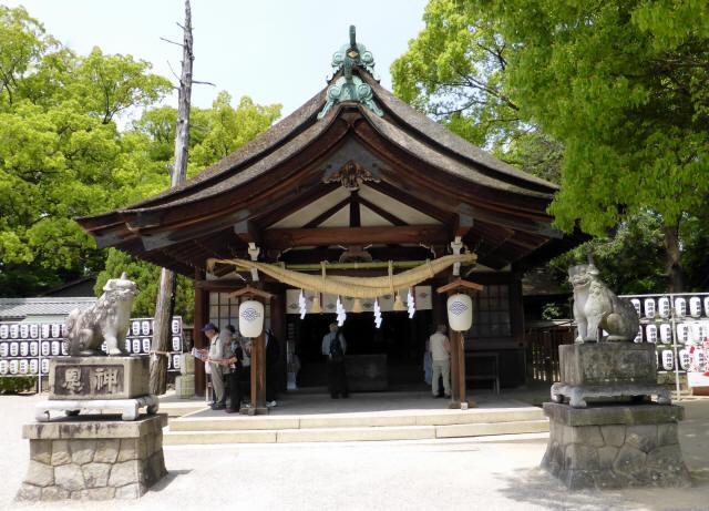 知立神社と池鯉鮒宿6