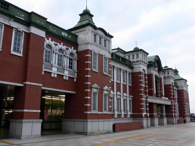 深谷駅(レンガ風建物)3