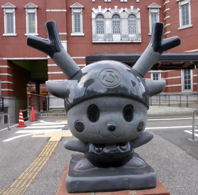 深谷駅(レンガ風建物)5