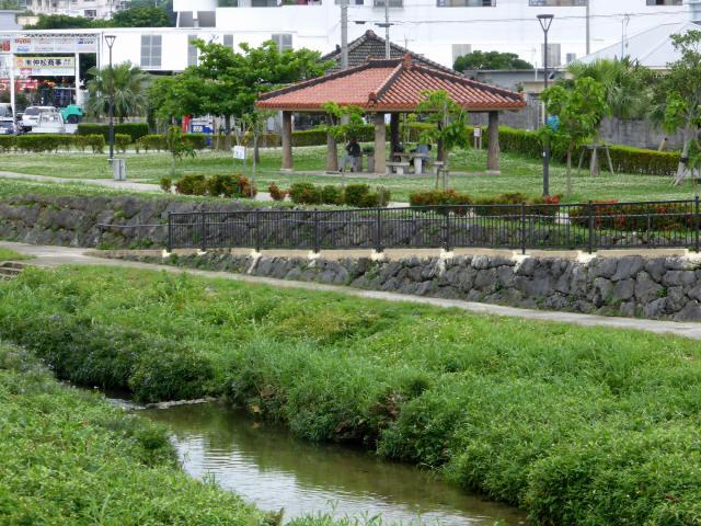 越来城水辺公園5