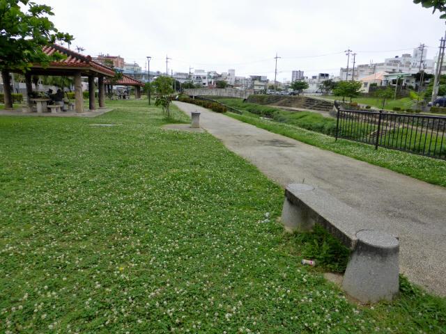 越来城水辺公園7