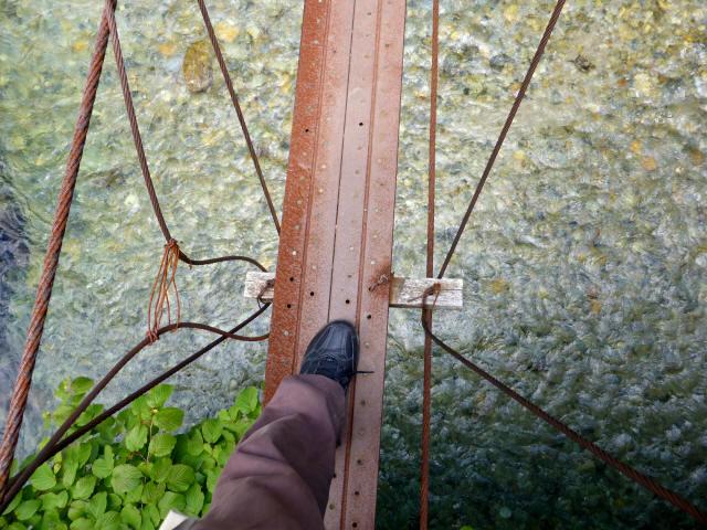 白布吊橋4