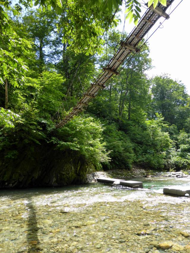 白布吊橋0