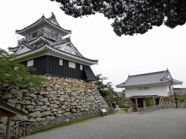 浜松城11