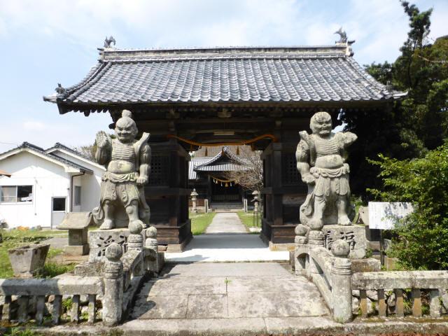 初八坂神社参道橋5
