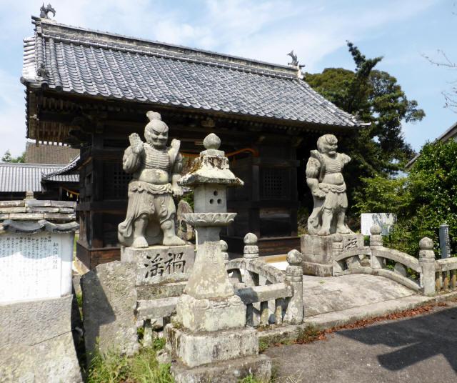 初八坂神社参道橋7