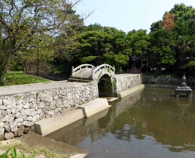 伊美別宮社参道橋3