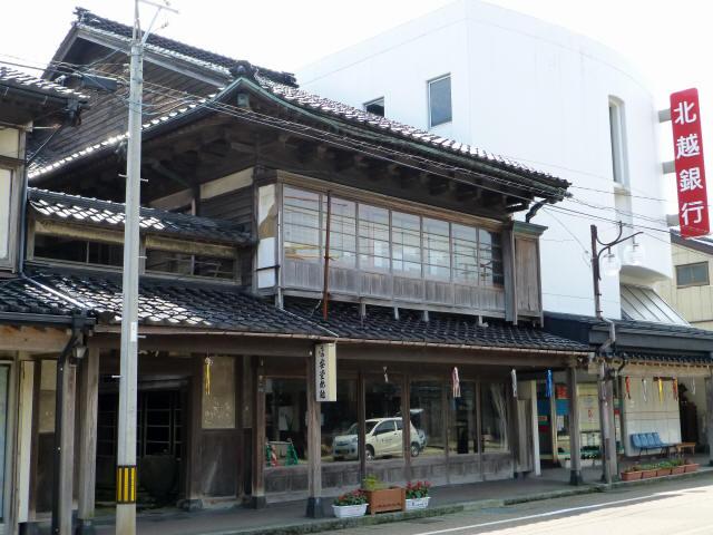 糸魚川/街かど9