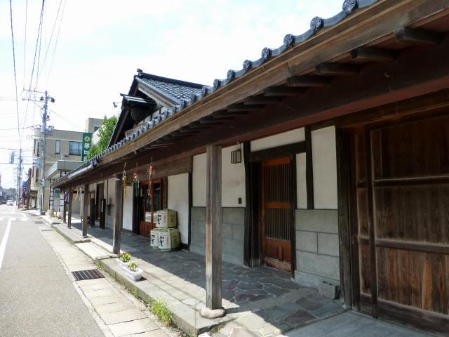糸魚川/街かど0