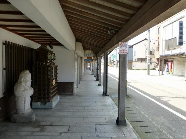 糸魚川/街かどc