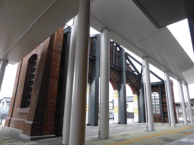 旧糸魚川駅1