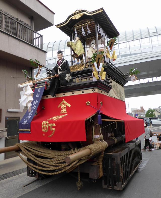 神功皇后車3