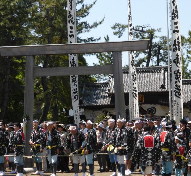 亀崎潮干祭5