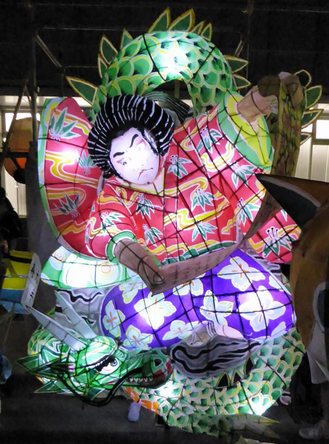 刈谷万燈祭15