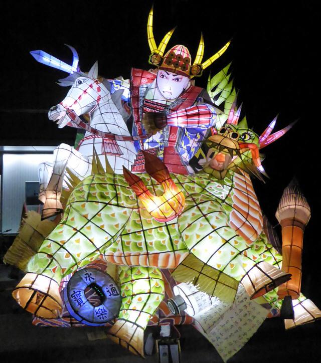 刈谷万燈祭14