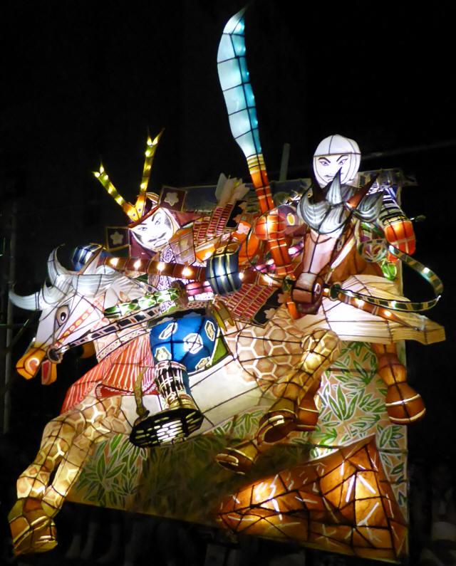 刈谷万燈祭13