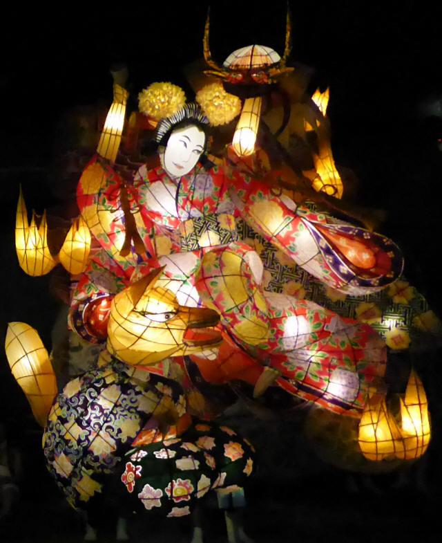 刈谷万燈祭12