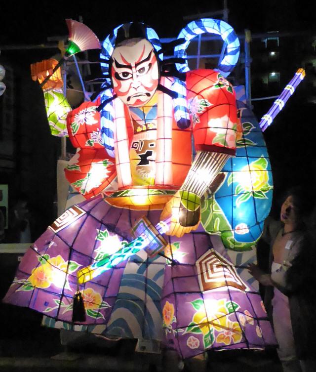 刈谷万燈祭16