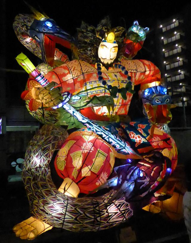 刈谷万燈祭18