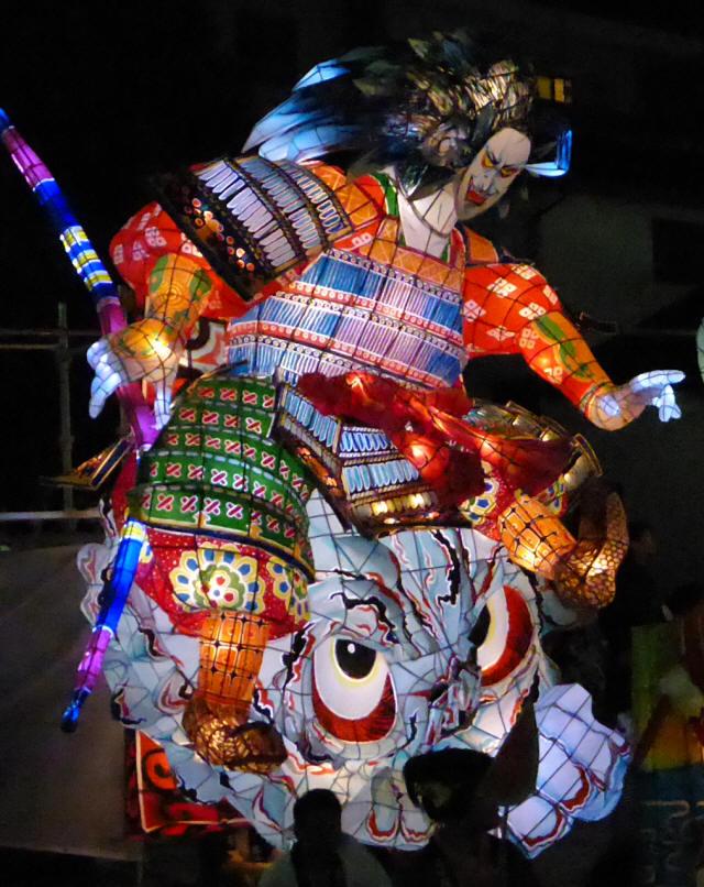 刈谷万燈祭19