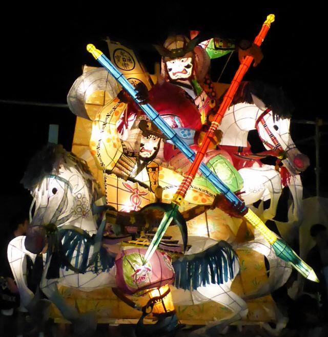 刈谷万燈祭21