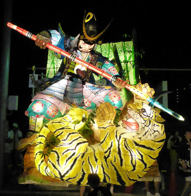 刈谷万燈祭22