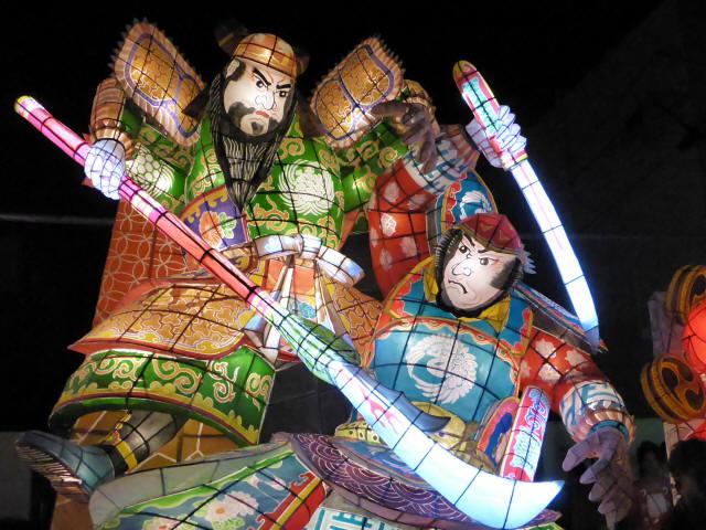 刈谷万燈祭24