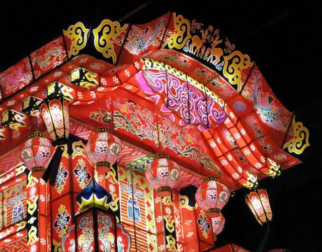 鹿島の行燈5
