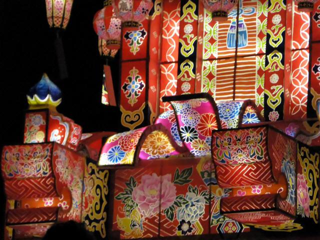 鹿島の行燈8