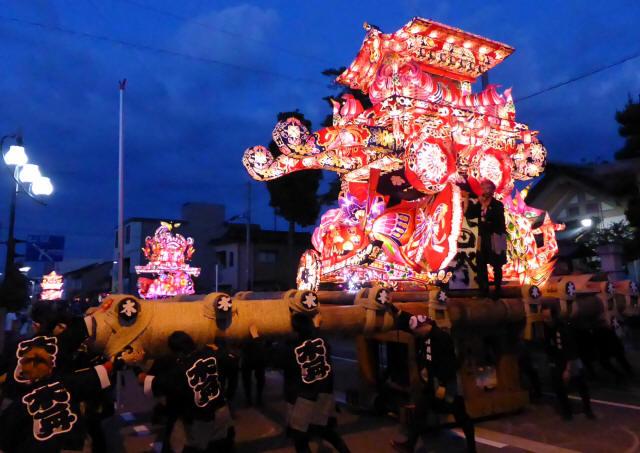 木舟町の行燈5