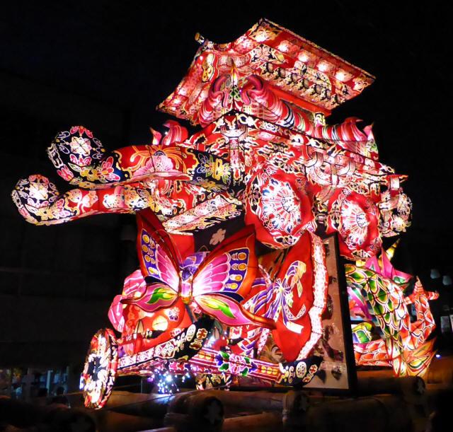 木舟町の行燈6