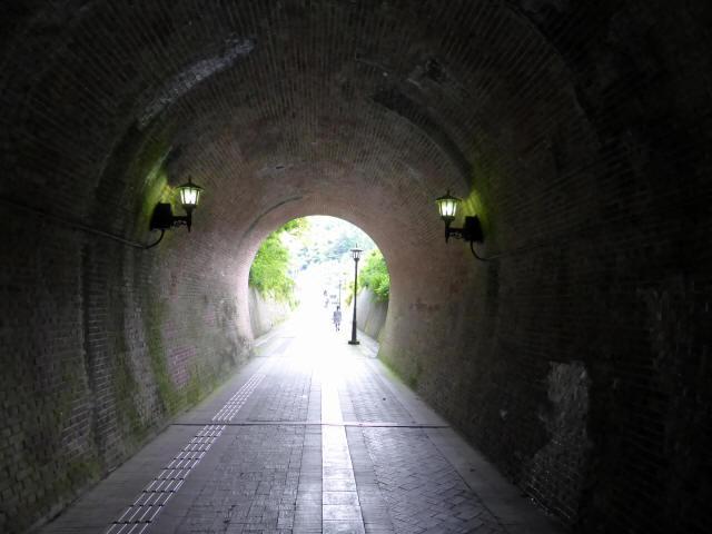 北吸トンネル6