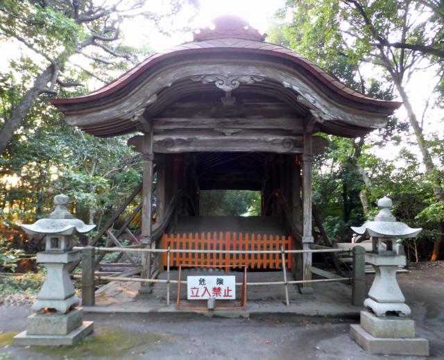 薦神社参道橋6