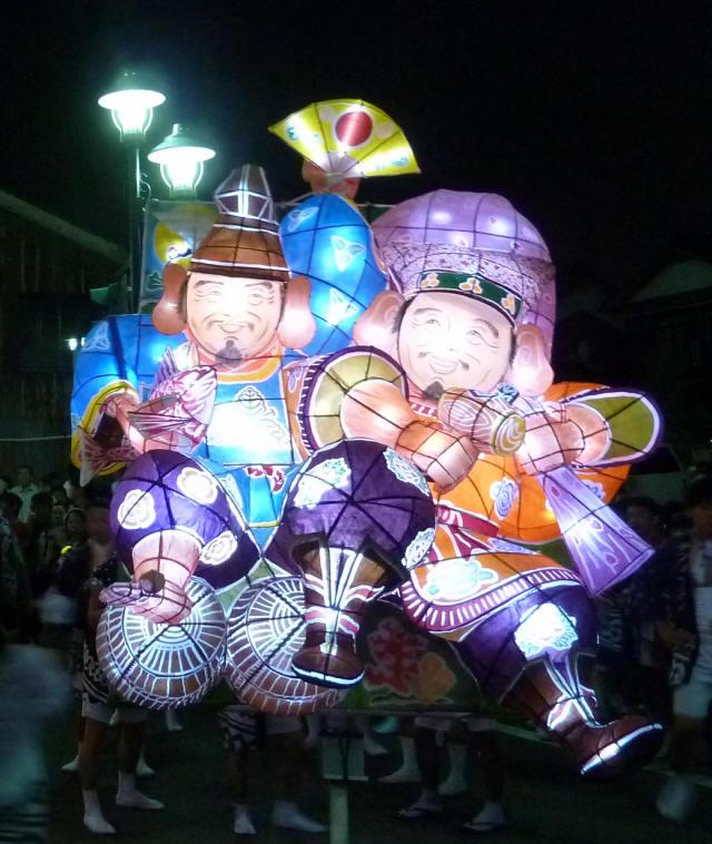 刈谷万燈祭4