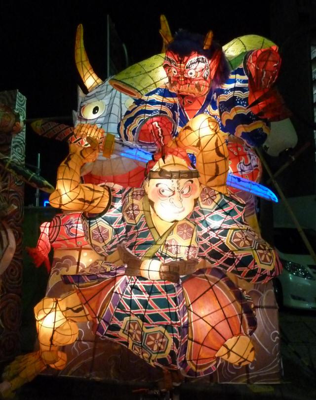 刈谷万燈祭6