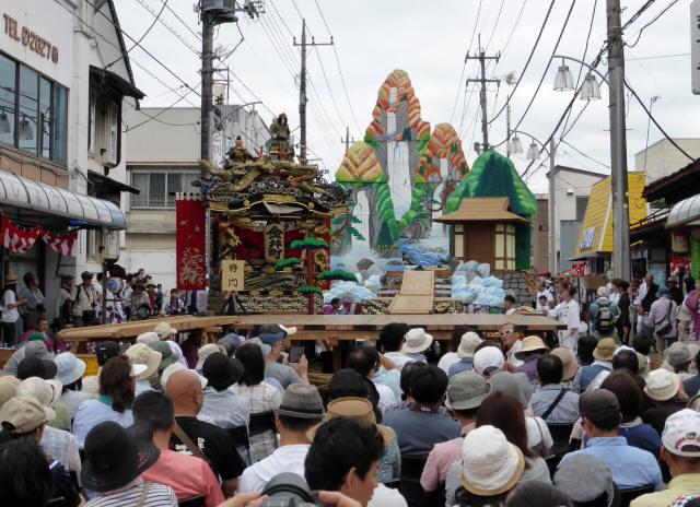 将門/山あげ祭14