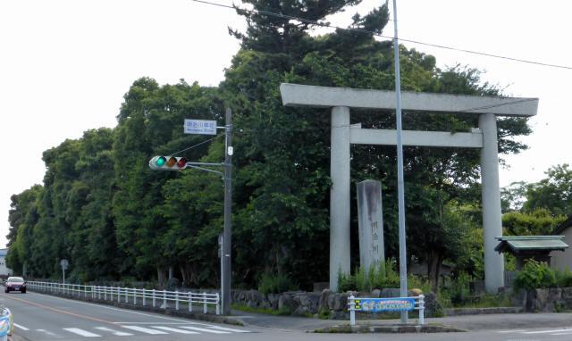 明治川神社1