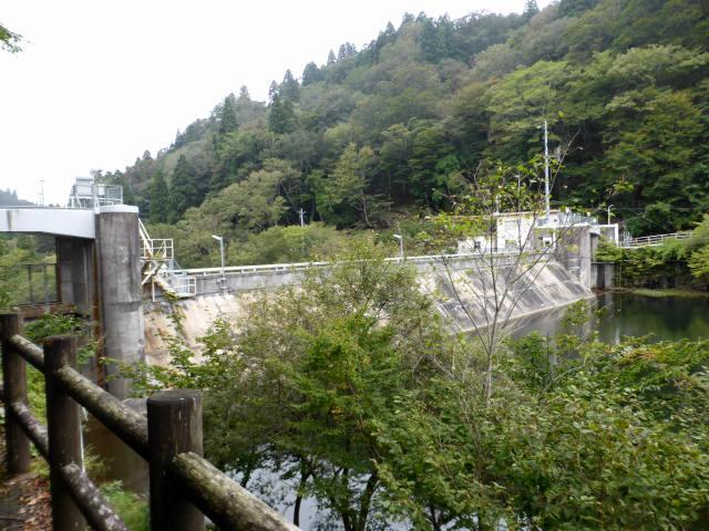 三滝ダム2