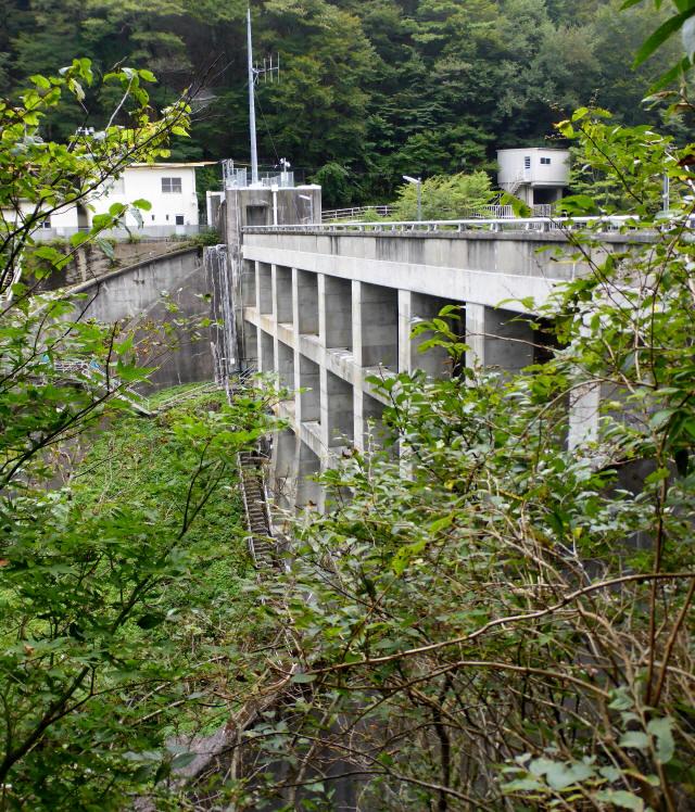 三滝ダム5