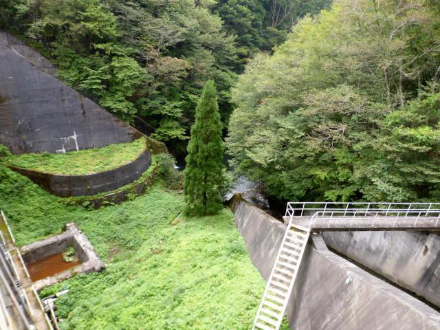 三滝ダム7