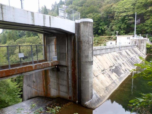 三滝ダム9