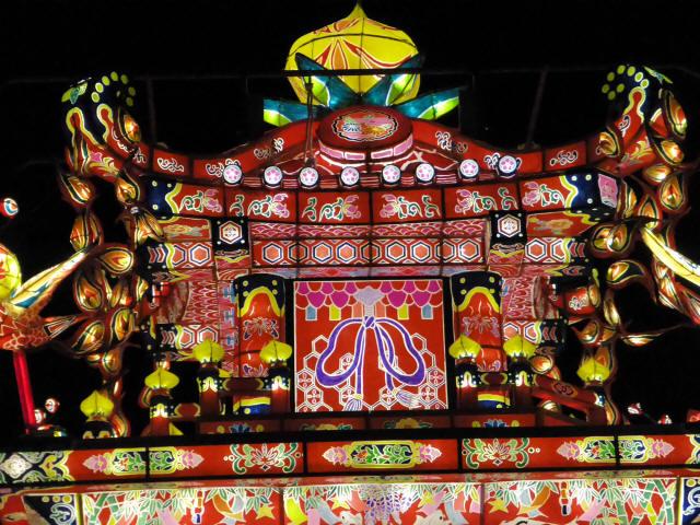 鍋島の行燈3