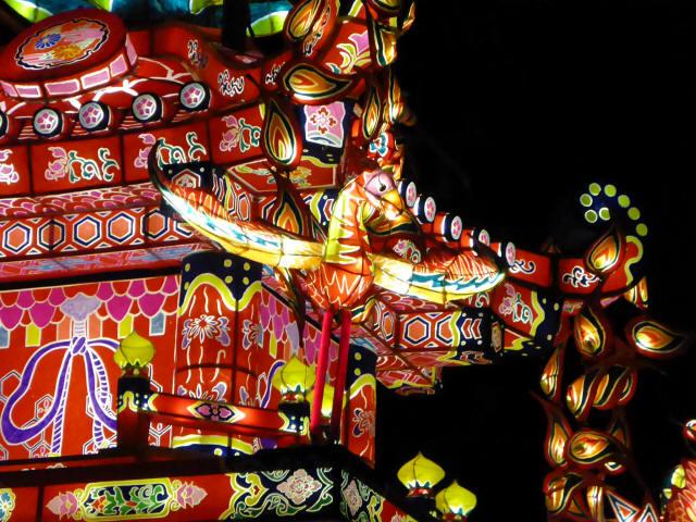 鍋島の行燈5