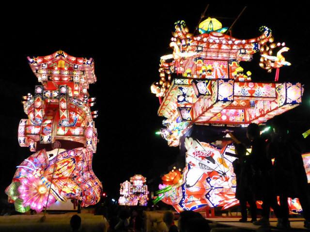 鍋島の行燈6